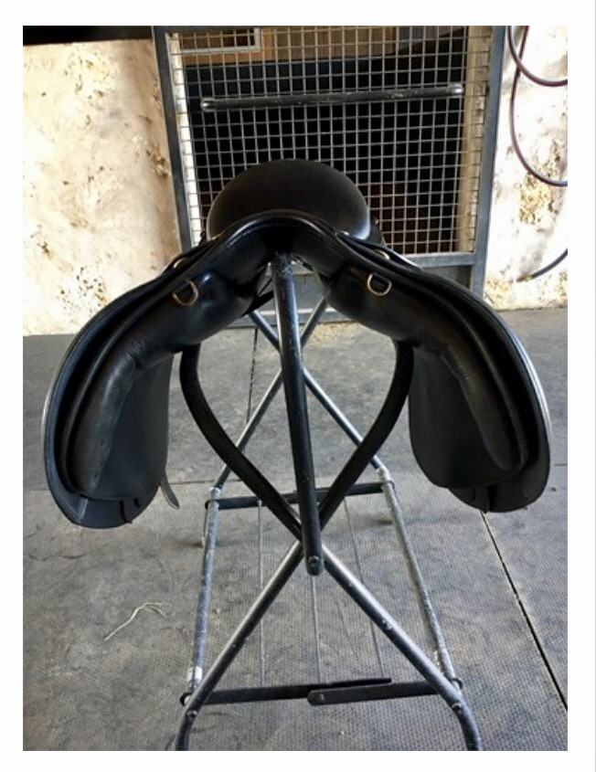 Balance GPJ saddle in super extra 8x width I just ordered